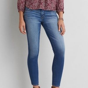 American Eagle Jegging Ankle Jeans